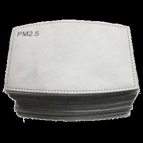 PM2.5 karbonfilter til munnbind