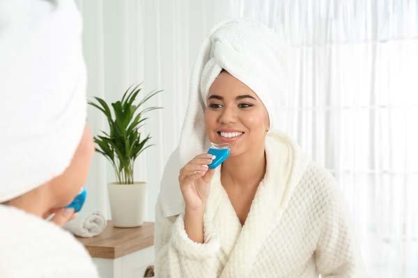 Tannbleking er trygt