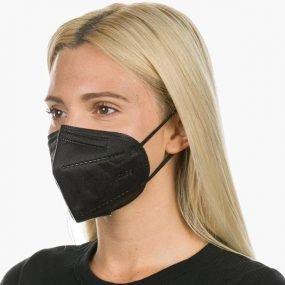 svart munnbind godkjent15. juli 2021